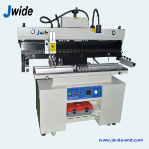Semi Automatic SMT Stencil Printer for PCBA pictures & photos