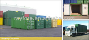 New Insulated Shipping Cargo Container From Container Yard for Sale pictures & photos