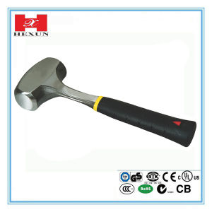 Competitive Double Round Hammer with Solid Color