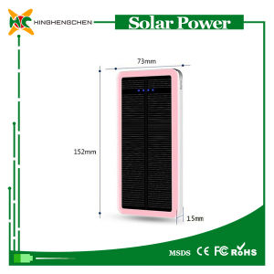8000mAh Cheap Solar Mobile Phone Charger pictures & photos