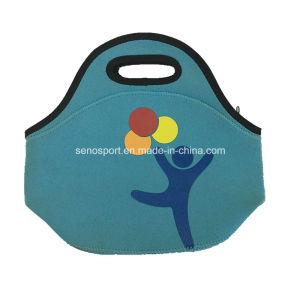 Good Quality Custom Neoprene Insulated Picnic Cooler Bag (SNPB08)