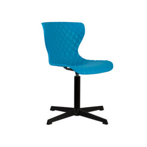 Modern Swivel Adjustable Lift Leisure Bar Chair Without Armrests (FS-707B) pictures & photos