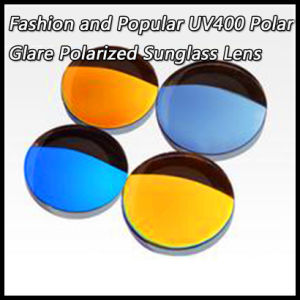 Fashion and Popular UV400 Polar Glare Polarized Sunglass Lens