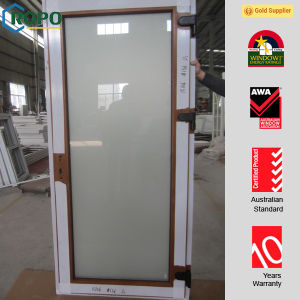 Wooden Color PVC Door for Interior pictures & photos