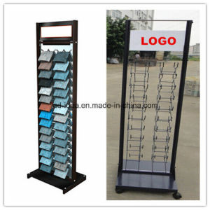 Tile Granite Marble Panel Display Stand pictures & photos