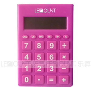 Portable 8 Digits LCD Display Handheld Calculator for Promotion (CA3066) pictures & photos