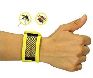 Deet Free Natural Mosquito Pest Repellent Wristband Repeller Bracelet Refills pictures & photos
