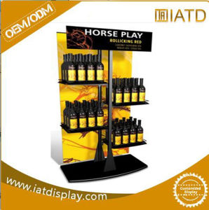 Hot Selling High Quality Stand Shampoo Product Display Rack pictures & photos