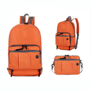 Outdoor Lightweight Nylon Waterproof Folding Backpack Sh-15113075 pictures & photos
