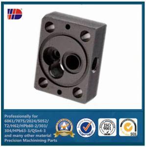 High Precision CNC Machining Shop for Plastic POM Black Parts pictures & photos