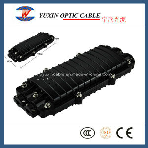 2 in 2 out Horizontal Fiber Optic Splice Closure From China Factory