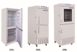 -40º C Low Temperature Freezer, Two Rooms Design (BDF Series) pictures & photos