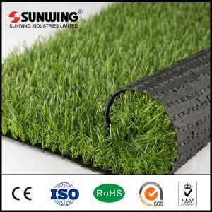 Cheap Evergreen Garden Artificial Grass Squares Carpet pictures & photos