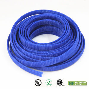 Flexo Pet/Nylon Expandable Braided Cable Marker Sleeve pictures & photos