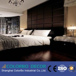 Interior Wall Paneling Sound Insulation Fabric Acoustic Panel