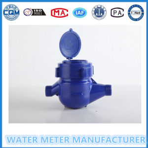 Water Flow Meter in ABS Plastic Material pictures & photos