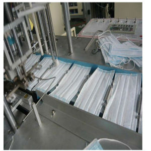 Disposable Medical Face Mask Disposable 3 Ply Surgical Face Mask Earloop Making Machine pictures & photos