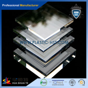High Transparency Acrylic PMMA Sheet for LED Lighting pictures & photos