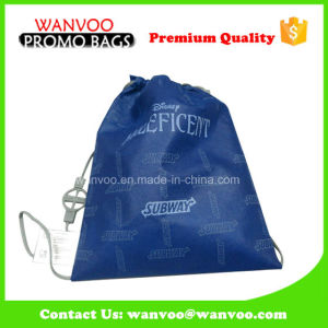 Fashion Trend Blue 190t Polyester School Backpack Bag for Sport pictures & photos
