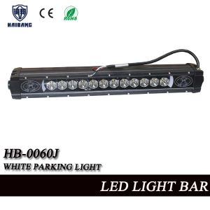 19 Inch LED Working Bar Light with Parking Light (HB-0060J) pictures & photos