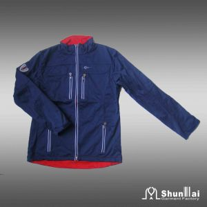 Lady′s Spring / Autumn Soft Shell Jacket