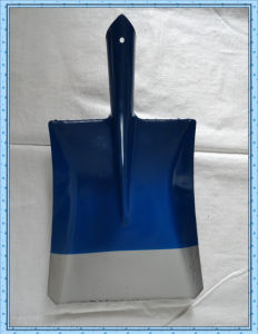 Railway Steel Multifunctiona Square Shovel and Spade S501 pictures & photos