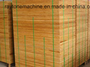 Good Quality Bamboo Block Machine Pallet pictures & photos