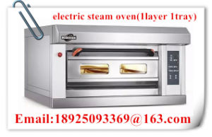 High Efficiency French Bread Steam Oven (1 layer 2 tray) pictures & photos