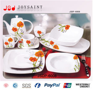 20PCS Ceramic Tableware Dinner Sets