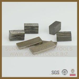 24X12X10mm Diamond Segment for Saudi Arabia Riyadh White Stone pictures & photos