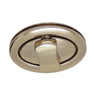 Oval Twist Handbag Turn Lock pictures & photos