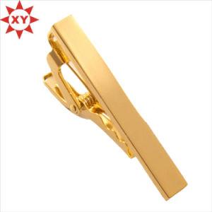 Custom Design Gold Wholesale Metal Tie Clip for Men pictures & photos