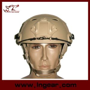 2015 Newest Tactical Military Iron Helmet Fast Helmet for Paratrooper pictures & photos