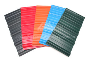 Asa-PVC Roofing Sheet (25years guarantee)