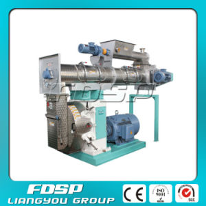 CE Approved Ring Die Pellet Mill Machine/10tph Pellet Press Price pictures & photos