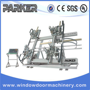 PVC Window Welding Machine, Vinyl UPVC Window Making Machine pictures & photos