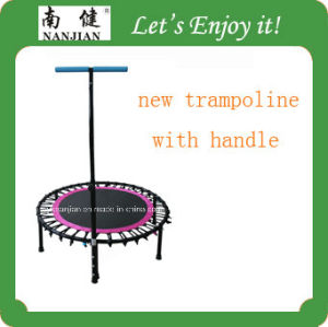 Steel Cheap Trampoline with Handle pictures & photos