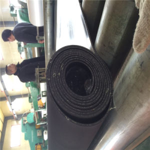 High Strength Cloth Insertion Rubber Sheet (NBR SBR CR EPDM) pictures & photos