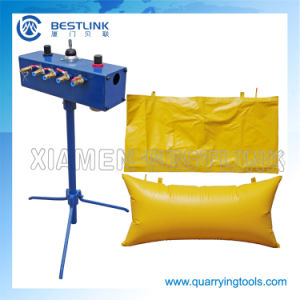 China Manufacturer granite Block Air Pushing Bag pictures & photos