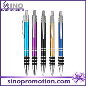 Cheap Metal Clip Promotional Gift Writing Ballpoint Pen pictures & photos