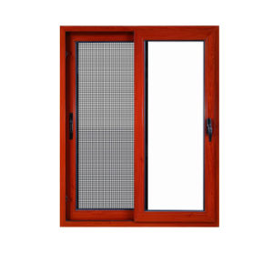 Popular Powder Coating Aluminium Vertical Sliding Glass Window (TS-1092) pictures & photos