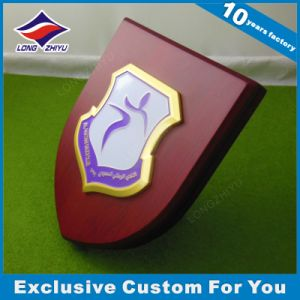Custom Acrylic +Metal Trophy, Crystal Trophy Printed Your Logo pictures & photos