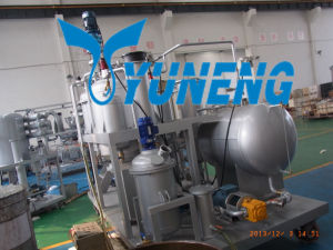 Automatic Waste Tire Oil Recycling Machine for Deodorization pictures & photos