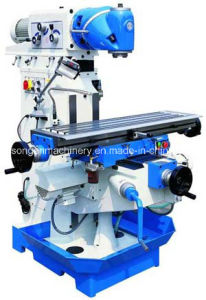 Table 1120X260mm, Universal Swivel Head Milling Machine pictures & photos
