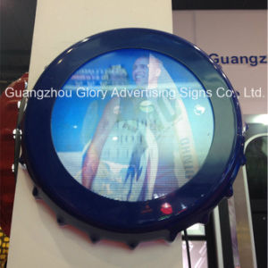 Single Side Acrylic Billboard LED Light Box pictures & photos