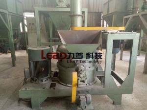 High Capacity Ultra-Fine Polyester Powder Pulverizer with Ce Certificate pictures & photos