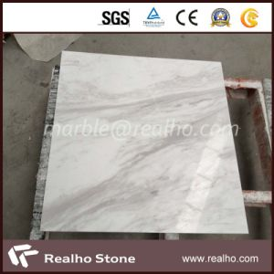 Nantural Polished Bathroom Stone Marble Tile for Flooring/Wall pictures & photos
