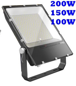 400W Metal Halide LED Replacement Lamp Philips SMD3030 100 Watts LED Flood Lighting pictures & photos