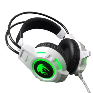 Super Bass Stereo Computer Gaming Headphone Computer Headset (K-16) pictures & photos