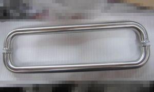 Stainless Steel Glass Door Handle (HSS-059) / Glass Door Pull Handle pictures & photos